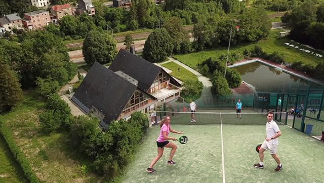 """Le projet """"padel et tennis"""" aux Prés de Tilff prend l'eau"""