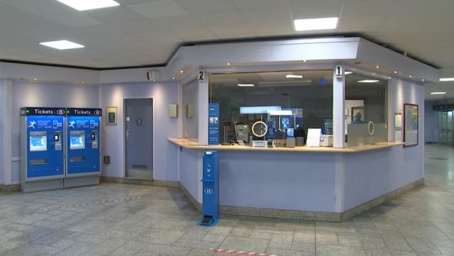 Vers la fin des guichets dans les gares SNCB?