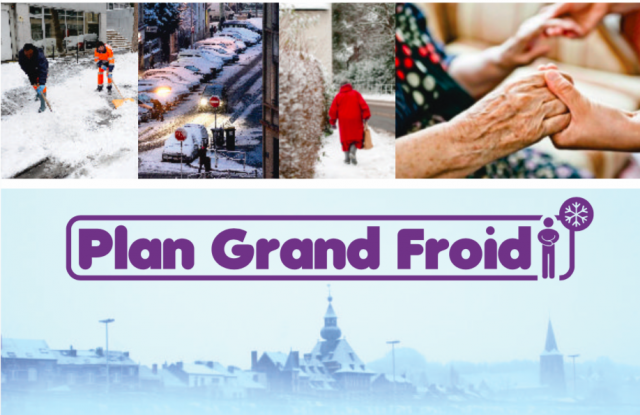 Liège : renforcement du Plan Grand Froid