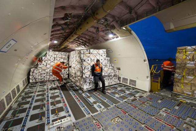 Logistique : Liège Airport à nouveau primé