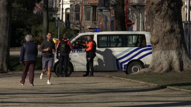 Boverie : la nouvelle mission policière débute dans le calme
