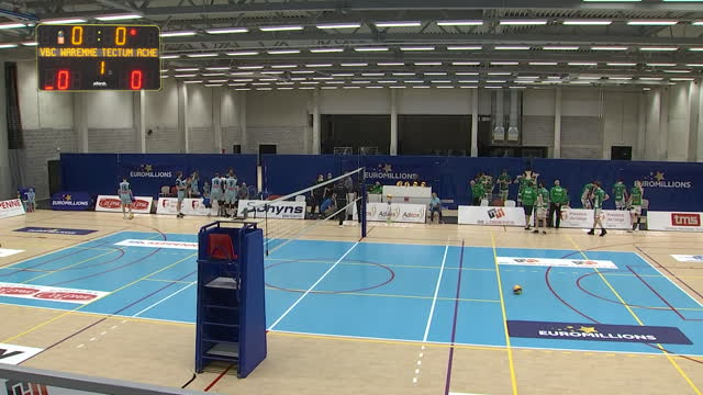 Replay du match VBC Waremme - Tectum Achel