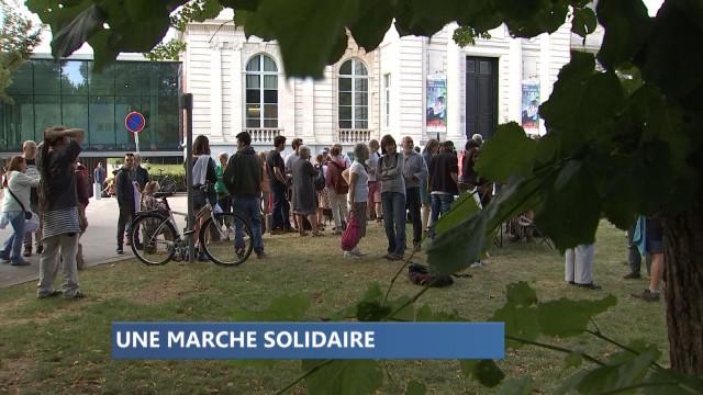 Liège - Chiny : 170 kilomètres à pied pour sensibiliser sur la migration