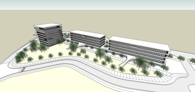 18 millions d'euros d'investissement pour un projet immobilier à Airport City