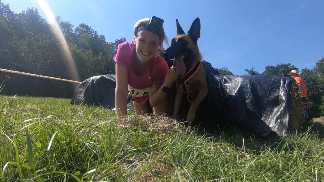 1ère édition du Dog Survival d'Os'mose