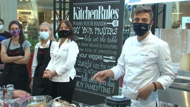 2 candidats de Top Chef 2020 s'affronte à Belle-île