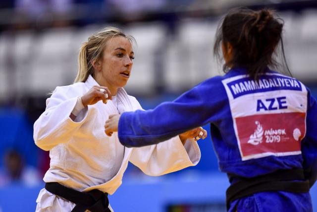 3 Liégeoises aux Mondiaux de Judo