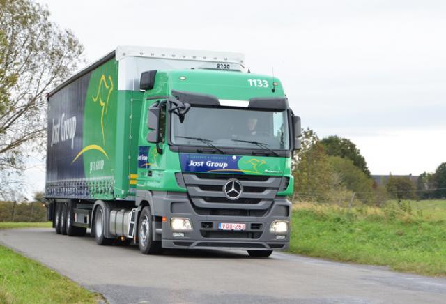 300 camions bientôt saisis chez Jost Group ?