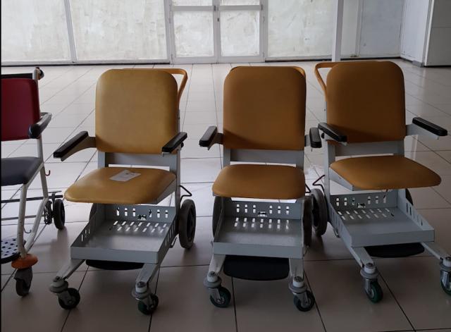 Vide-grenier CHR Citadelle au profit de l'humanisation des soins