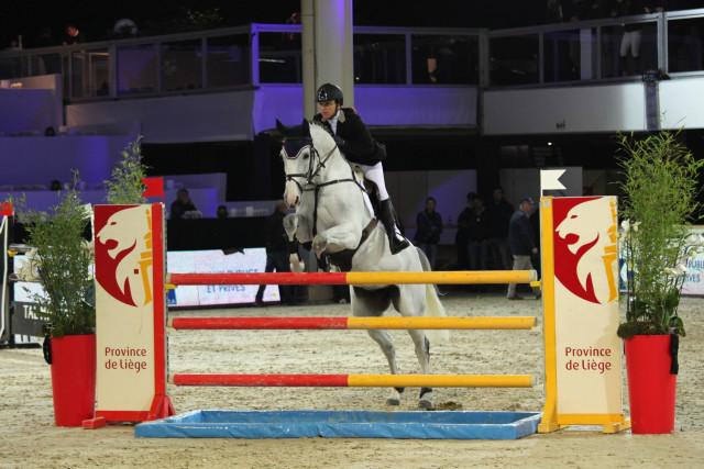 4 étoiles pour le 25ème Jumping International de Liège