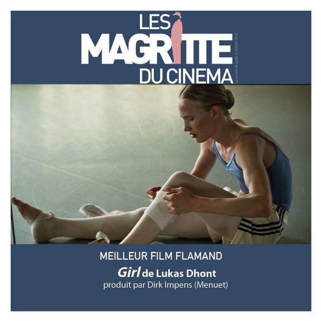 4 Magritte pour Frakas Productions