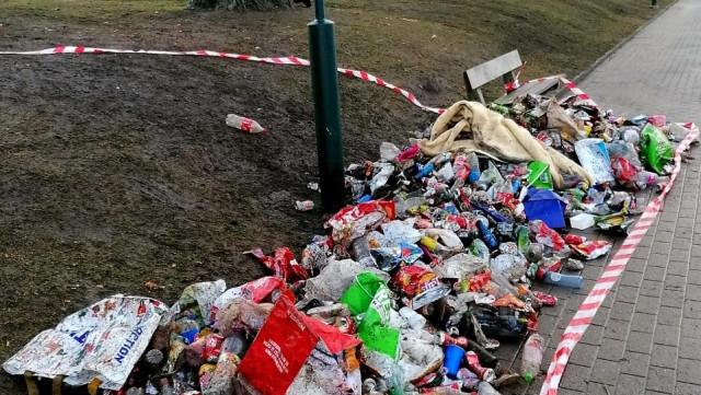 4 tonnes de déchets ramassés à la Boverie
