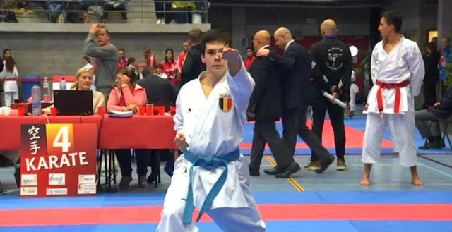 4e Open International de la Province: plus de 1200 karatékas