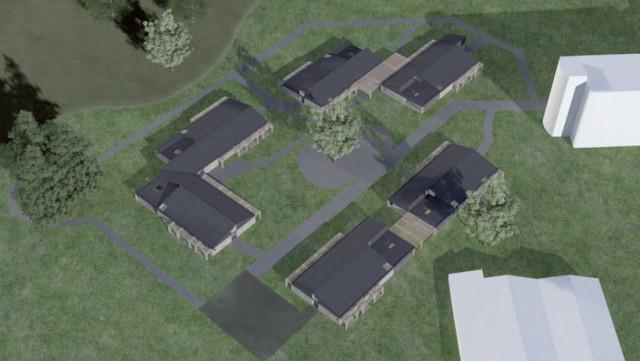 6 nouvelles unités de vie pour le Château Vert