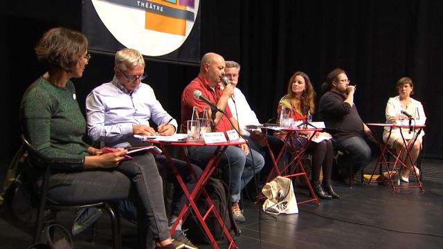 7 candidats débattent de la culture au Moderne