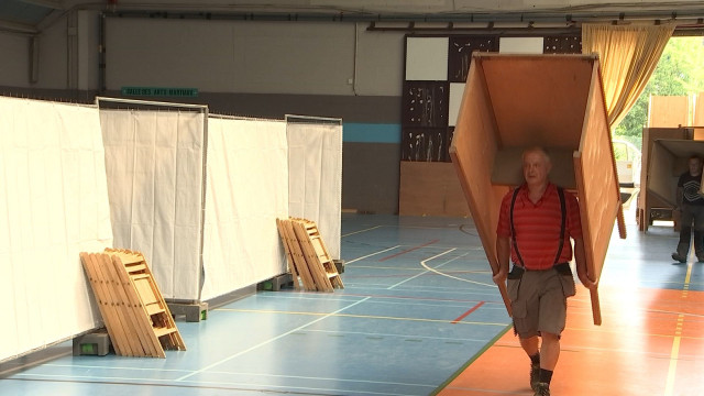 9.000 électeurs attendus ce dimanche au hall sportif de Waremme