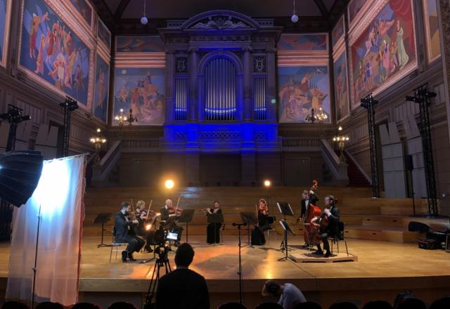 Le concert virtuel de l'OPRL en soutien au personnel soignant