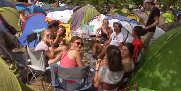 Les Ardentes 2017 : tous au camping !