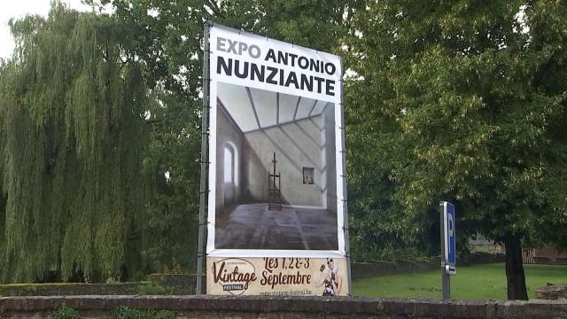 Le peintre italien Antonio Nunziante expose au Château de Waroux