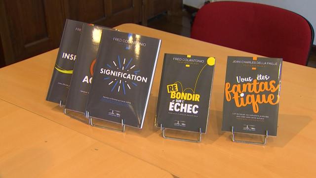 Une maison d'édition liégeoise pour booster la réussite