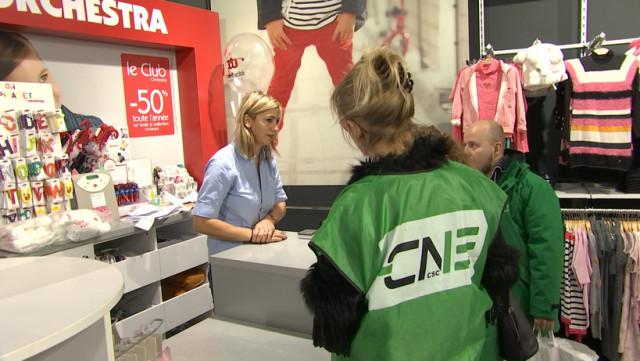 La CNE à la rencontre des commerçants de la Mediacité