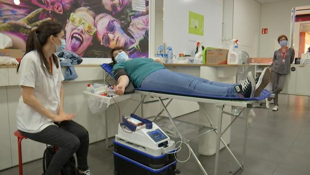 La Croix-rouge fait appel aux donneurs pour renflouer les stocks de sang