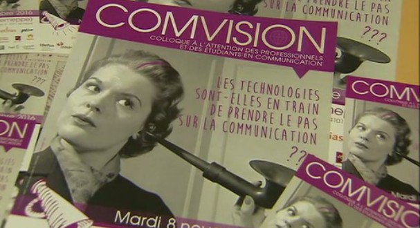 COMVISION : un colloque sur la com