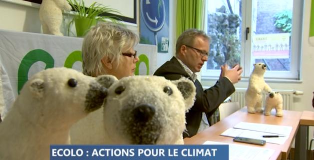 Les attentes d'Ecolo Liège à quelques jours de la COP23
