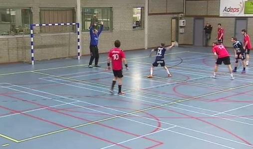 Handball :  Grace-Hollogne - Eynatten Raeren
