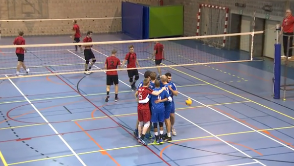 Volley : Esneux - Spa Pepinster