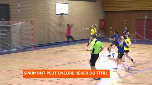 Handball : Bressoux - Sprimont