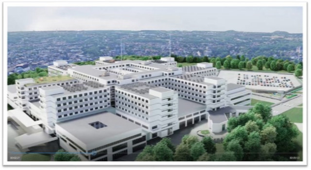 Le CHR Citadelle se réinvente complètement