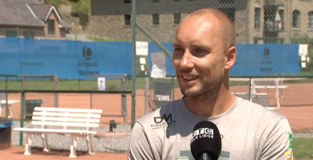 Darcis: 'Djokovic n'a pas eu une idée de génie'