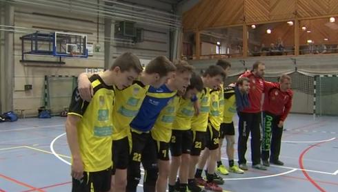 Handball : Sprimont - Amay