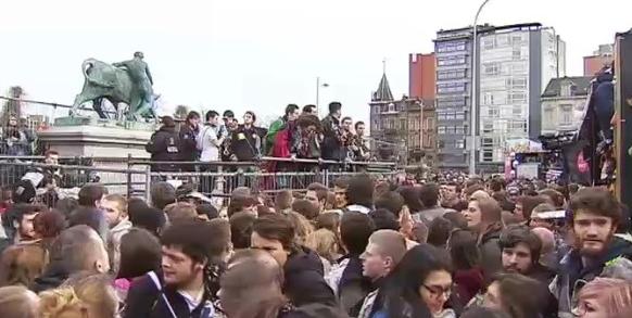 La Saint-Torè à Liège