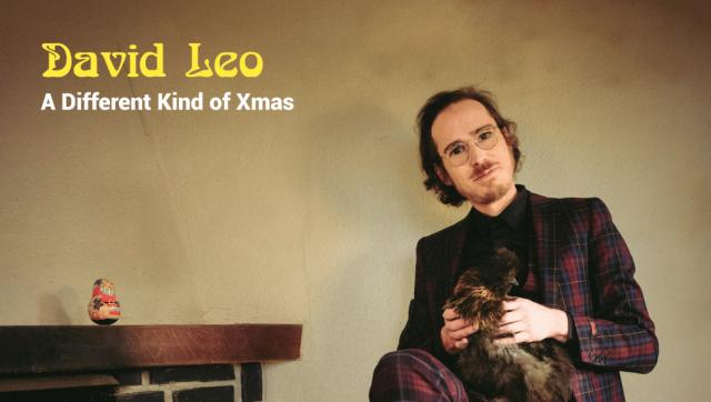 A different kind of Christmas, le chant de Noël du liégeois David Leo