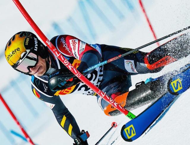 """A. Marchant, 10e du slalom: """"Une top journée qui fait du bien"""""""