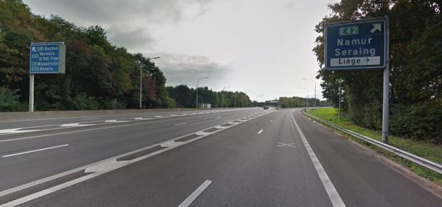 Accident mortel à Loncin: une voiture fantôme en cause