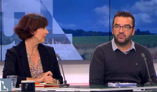 Actu L  : Hervé Jamar