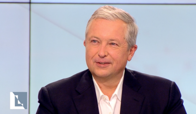 Actu L: Philippe Lallemand, CEO d'Ethias