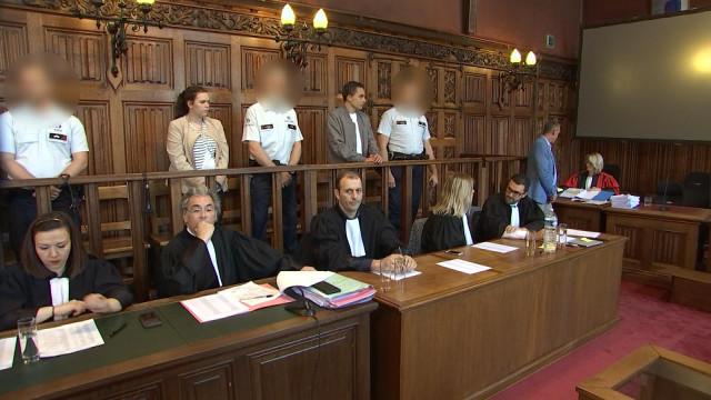 Affaire Valentin : première journée du procès