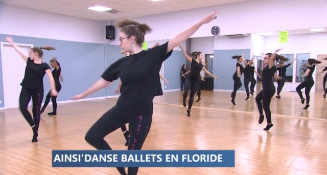 Ainsi'Danse Ballet en Floride