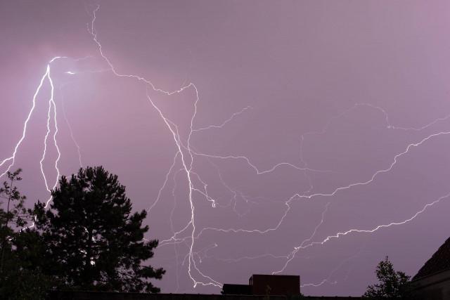 Alerte aux orages ce samedi après-midi