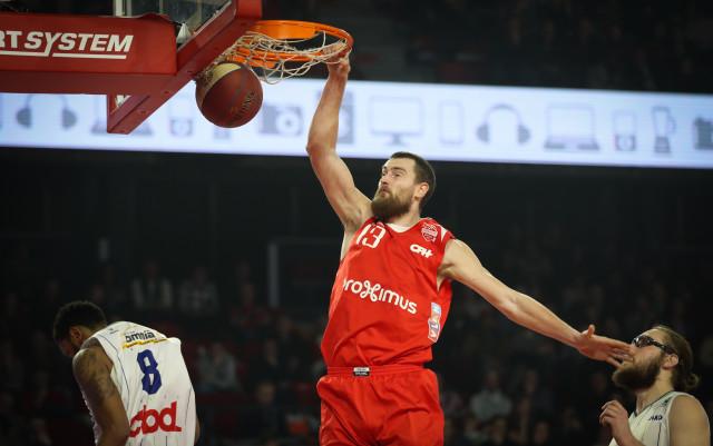 Amaury Gorgemans rejoint Liège Basket
