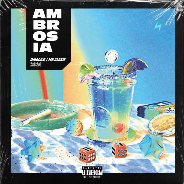 Ambrosia : un cocktail de rap liégeois et bruxellois
