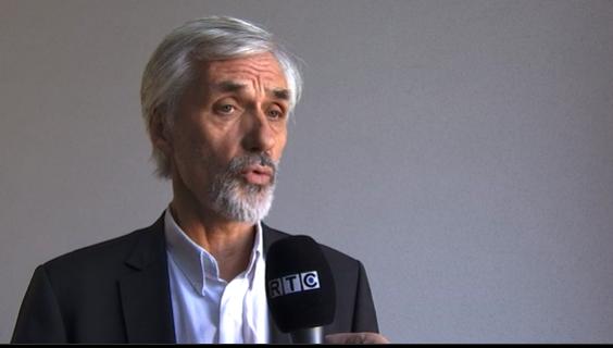 Pierre Verjans : une coalition MR PS n'est pas exclue