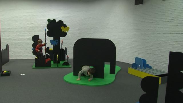 Animorama de Vincent Mathy, à la fois expo et plaine de jeux