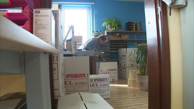 Anthisnes : le personnel dans les cartons!