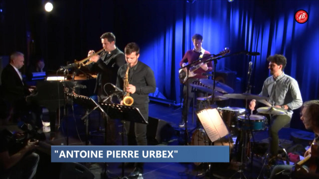 Antoine Pierre Urbex au festival Jazz à Liège