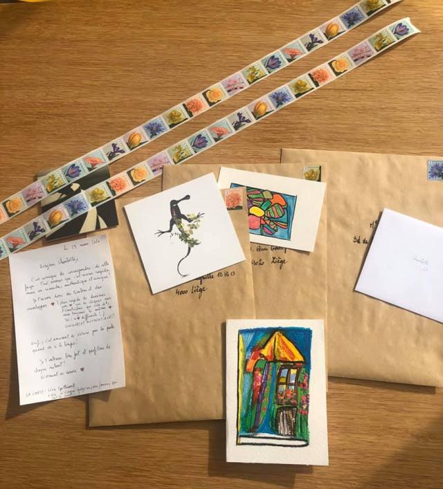 Appel aux dons de ... timbres postaux !